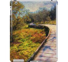 Mangrove Boardwalk iPad Case/Skin