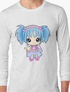 Cute little anime girl Long Sleeve T-Shirt