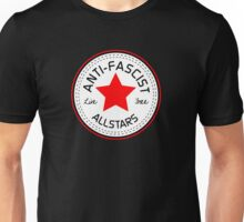 Anti-Fascist Allstars  Unisex T-Shirt