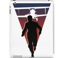 North By Northwest: Alfred Hitchcock + Cary Grant + plane = film classic iPad Case/Skin