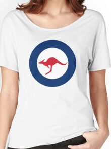 Royal Australian Air Force - Roundel Women's Relaxed Fit T-Shirt