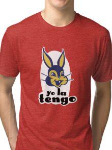 Yo La Tengo Tri-blend T-Shirt