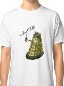 Drunk Dalek Classic T-Shirt