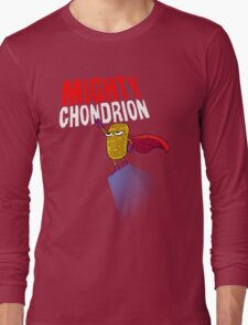 MIGHTY CHONDRION Long Sleeve T-Shirt