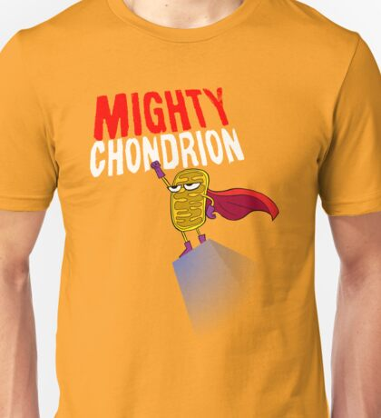 MIGHTY CHONDRION Unisex T-Shirt