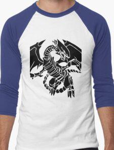 Blue Eyes Men's Baseball ¾ T-Shirt