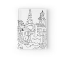 Color your own... Hardcover Journal