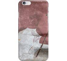 Venetian Umbrella iPhone Case/Skin