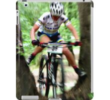 Artistic Speed iPad Case/Skin