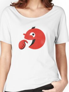 Happy Eater Women's Relaxed Fit T-Shirt