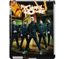 my chemicals romance 2016 personil iPad Case/Skin