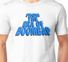 For the Era of Boombap Unisex T-Shirt