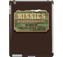 Minnie's Haberdashery iPad Case/Skin