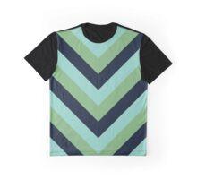 v lines - lake Graphic T-Shirt