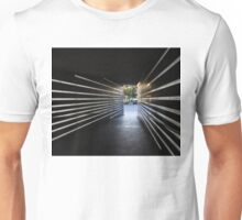 A Moving Remembrance - the Irish Hunger Memorial in Manhattan, New York City, USA Unisex T-Shirt