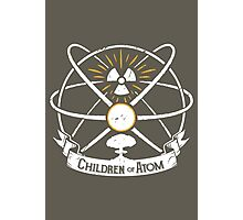 The Children of Atom Photographic Print