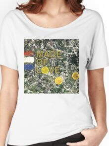Stone Roses Made Of Stone Women's Relaxed Fit T-Shirt