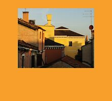 Venice, Italy - Fabulous Rooftops and Chimneys Unisex T-Shirt