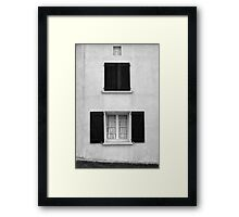 Anville France 2011 Framed Print
