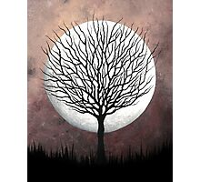 Mother Moon Photographic Print