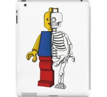 """Lego anatomy"" iPad Case/Skin"