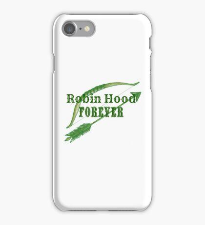 Robin Hood Forever iPhone Case/Skin