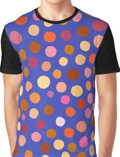 Orangey dots Graphic T-Shirt