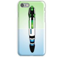 11th Doctor Sonic Screwdriver iPhone Case/Skin