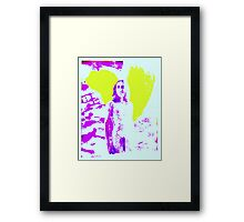 Light Within The Shade # 2 Framed Print
