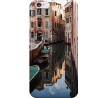 Venice, Italy - Wandering Around the Small Canals iPhone Case/Skin