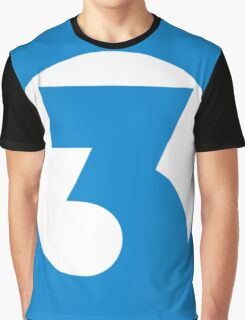 Wave 3  Graphic T-Shirt