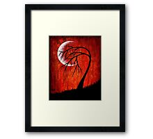 Phase VI Framed Print