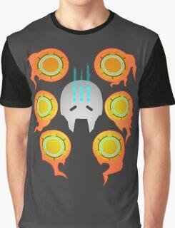 Pass Into The Iris Graphic T-Shirt