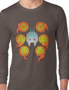 Pass Into The Iris Long Sleeve T-Shirt
