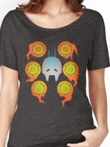 Pass Into The Iris Women's Relaxed Fit T-Shirt