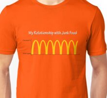 My Personal Relationship With Fast Food Unisex T-Shirt