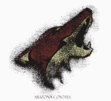 Arizona coyotes Logo Bluringg One Piece - Long Sleeve