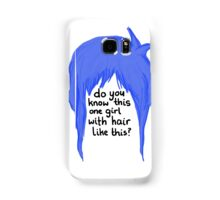Ramona Flowers Samsung Galaxy Case/Skin