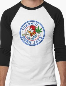 Toronto Burn Jays Men's Baseball ¾ T-Shirt