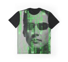 The Matrix - Neo Graphic T-Shirt