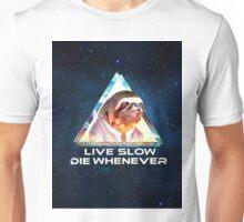 Sloth Wisdom Unisex T-Shirt