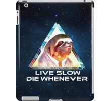 Sloth Wisdom iPad Case/Skin
