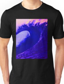 Abstract Wave Unisex T-Shirt
