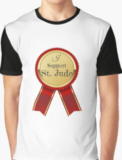 St. Jude supporter Graphic T-Shirt