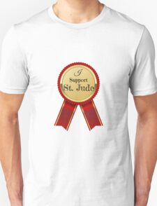 St. Jude supporter Unisex T-Shirt