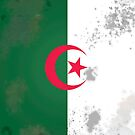 Algerian Flag by Confundo