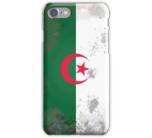 Algerian Flag iPhone Case/Skin