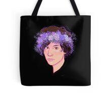 Ryan Flower Crown  Tote Bag