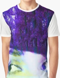 Eyes in the Forest Graphic T-Shirt