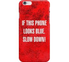 A Science Gag. iPhone Case/Skin
